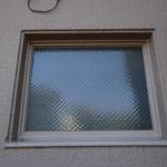 ルーバー窓。